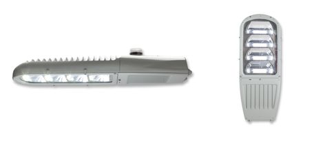 GE Evolve™ LED Scalable Cobrahead fixtures