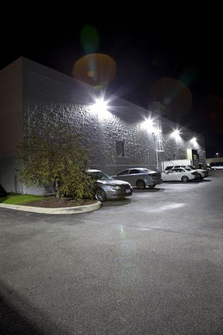 GE Evolve™ LED fixtures