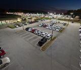 Outdoor Ge Evolve Led Lights Drive 49 000 Energy Savings