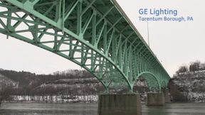 Saving with Tarentum Borough's New GE LED Street Lighting