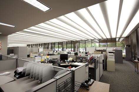 Ge Lighting Examines Six Trends Driving Office Lighting