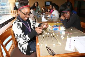GE Girls STEM program