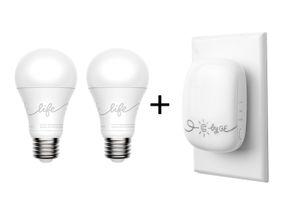 Reach + 2 Life Bulbs