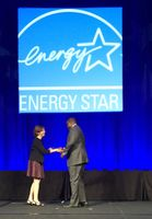 2017 ENERGY STAR Partner of the Year award