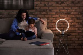 GE Sol Lamp Soft White
