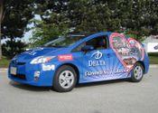 2010 Toyota Prius - Delta Community Cruiser Tour
