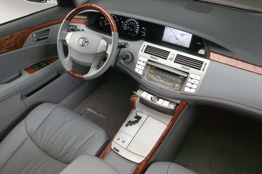 Delightful 2006 Toyota Avalon XLS 13