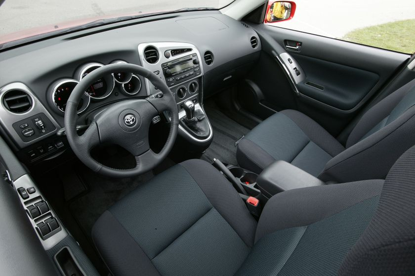 2005 Toyota Matrix XRS 30