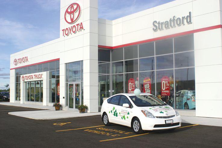Stratford Toyota