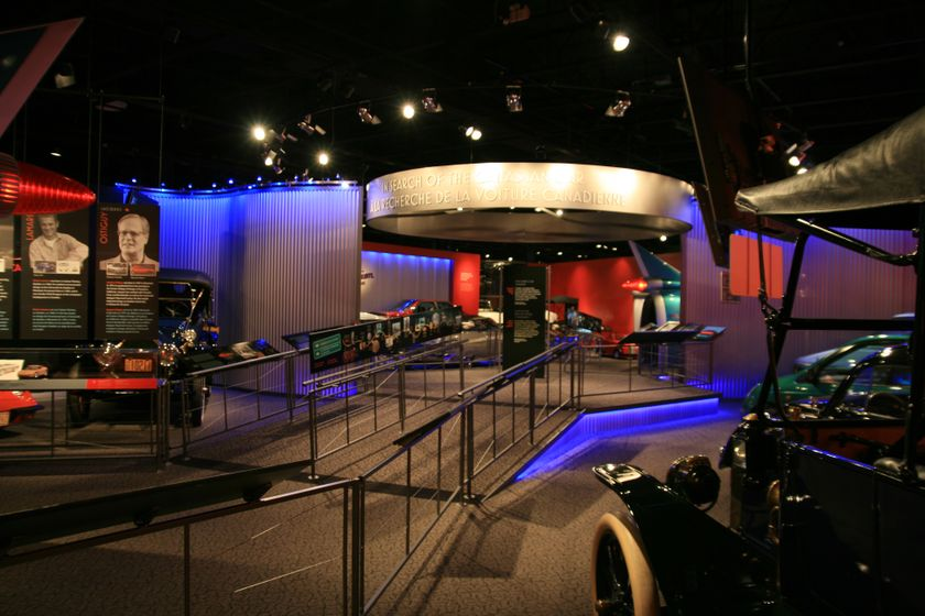 Canadian Museum of Science and Technology