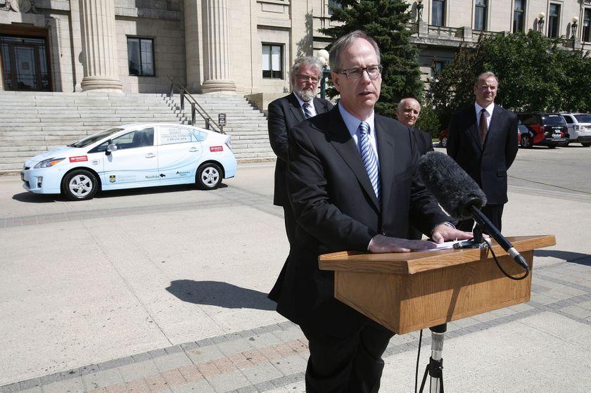 3 Toyota Prius Plug-in Hybrid in Winnipeg 2