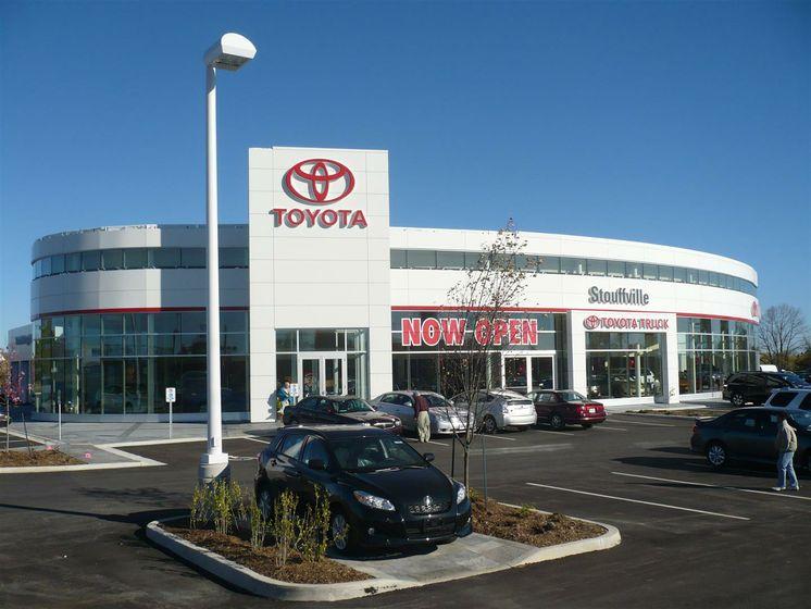 Stouffville Toyota 8