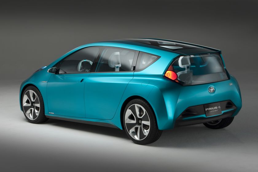 Prius c Concept