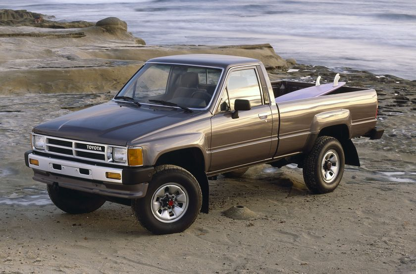 88 toyota 4x4 truck