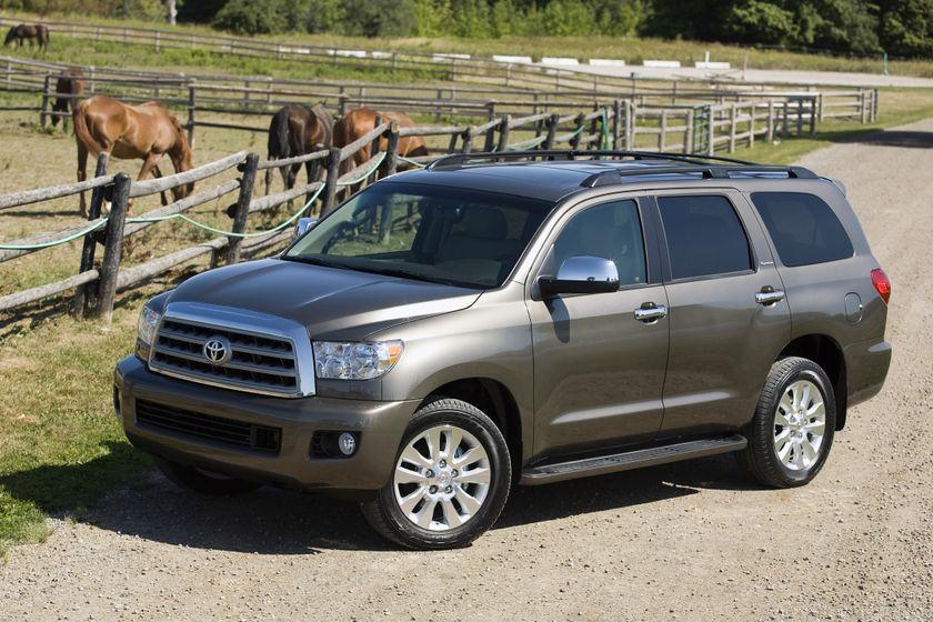 2012 Toyota Sequoia 28