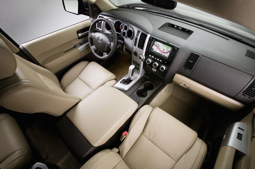 2012 Toyota Sequoia 56