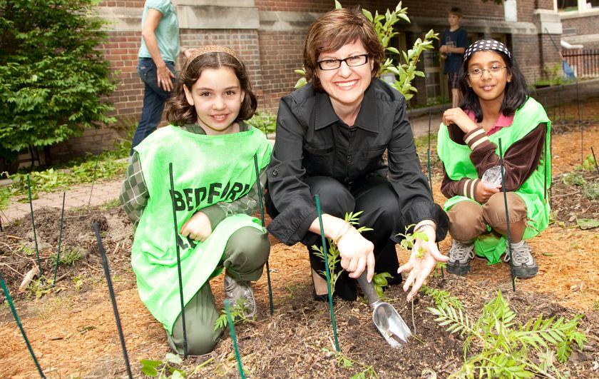 2009 Toyota Evergreen Learning Grounds Program