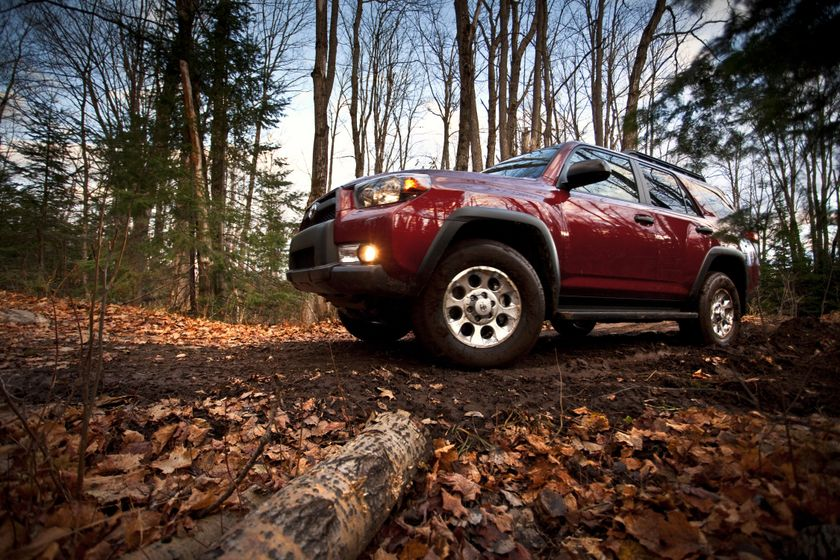 2010 Toyota 4Runner Trail 29