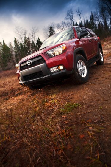 2010 Toyota 4Runner Trail 11