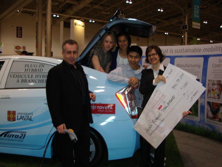 2010 Toyota Earth Day Scholarship Winners
