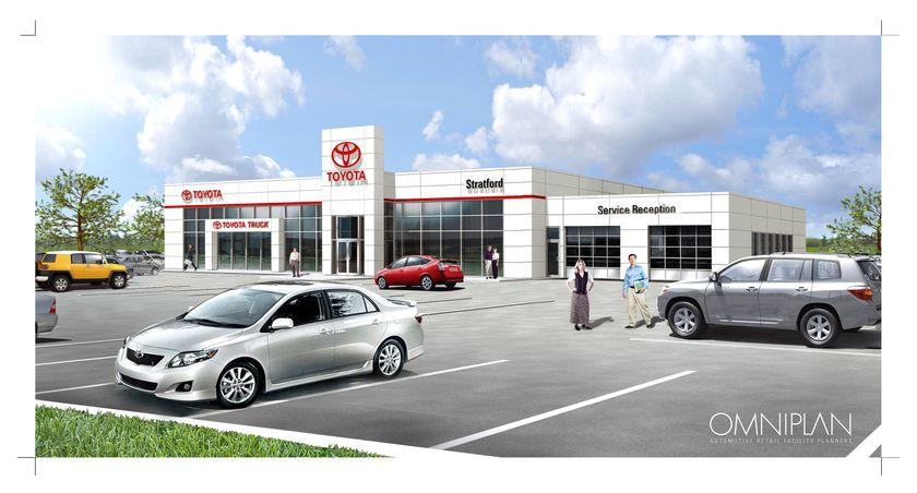 Stratford Toyota 1