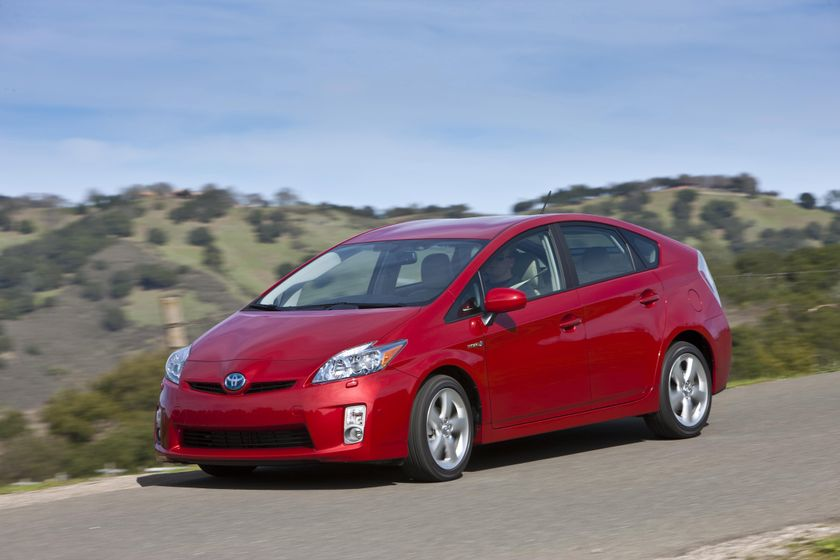 toyota celebrates 10 years of prius in canada toyota canada. Black Bedroom Furniture Sets. Home Design Ideas