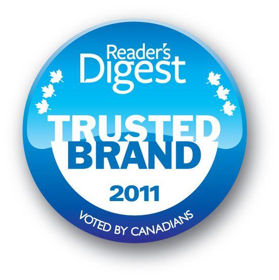 TrustedBrand 2011