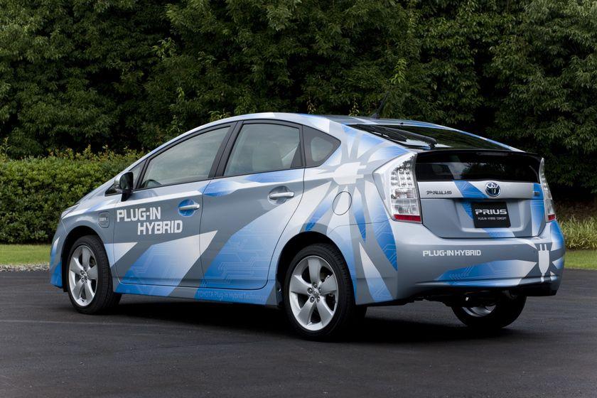 Prius Plug-in Hybrid Concept 030
