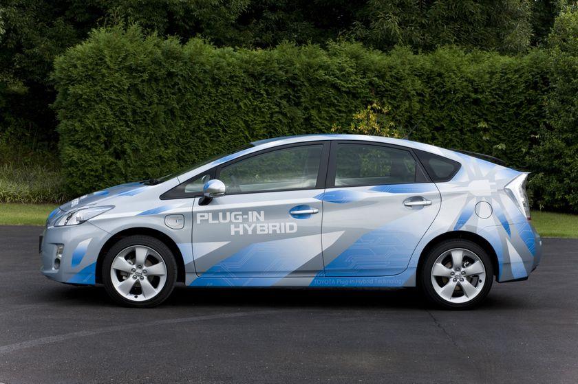Prius Plug-in Hybrid Concept 029