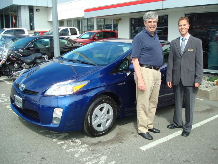 2010 Prius first customer 018 BC