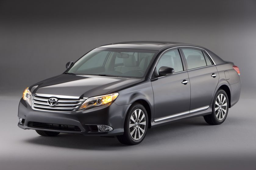 2011 Toyota Avalon 5