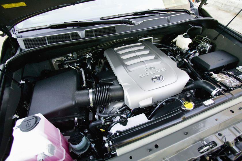 2011 Toyota Sequoia 86