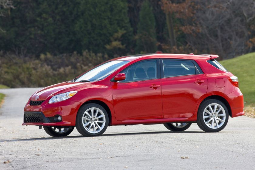 The 2011 Toyota Matrix Additional Safety Fresh Styling And New