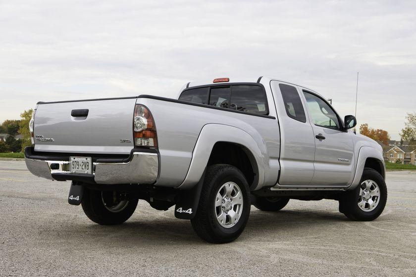 2011 Toyota Tacoma SR5 07