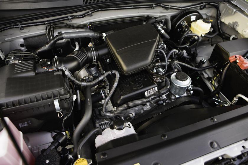 2011 Toyota Tacoma SR5 35