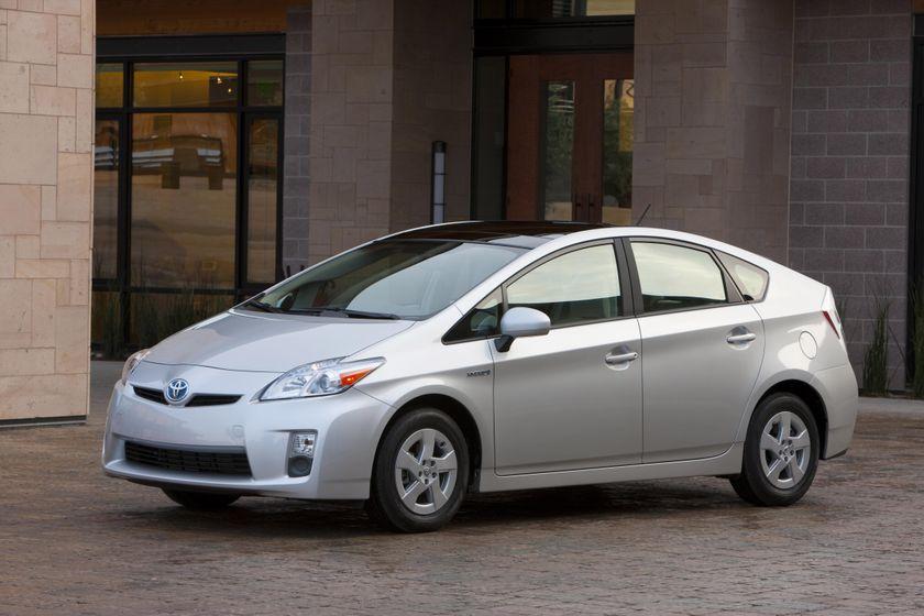 2011 Toyota Prius 19