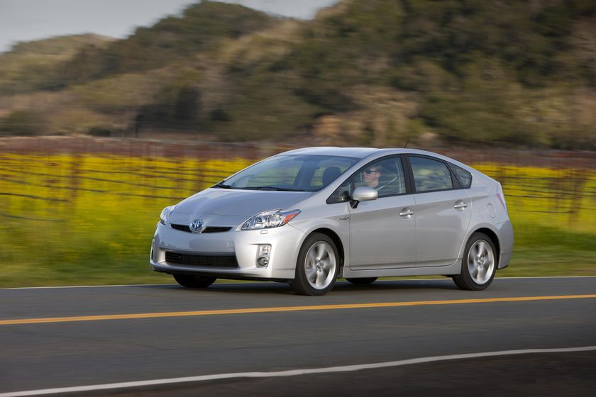2011 Toyota Prius 16