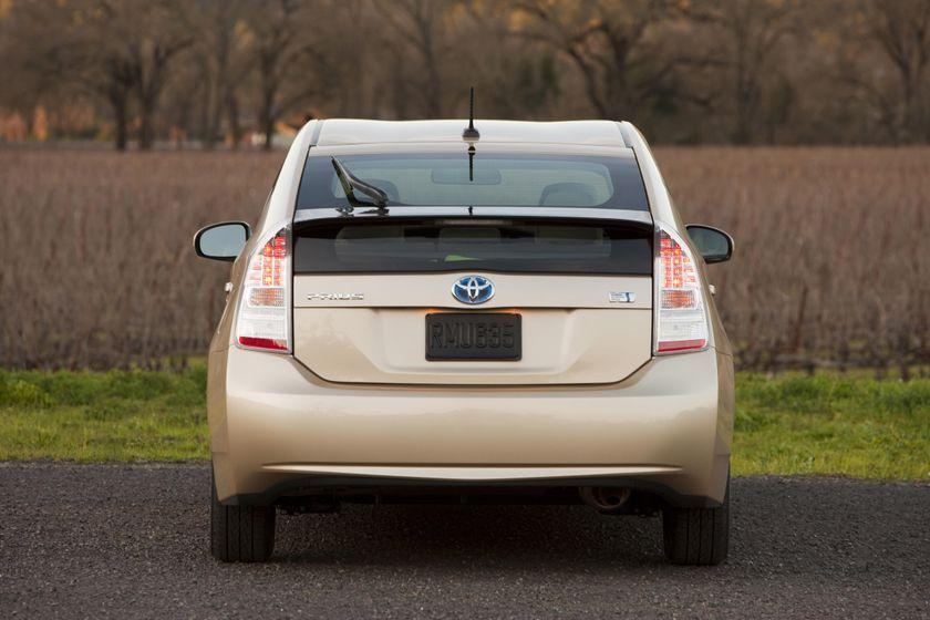 2011 Toyota Prius 45