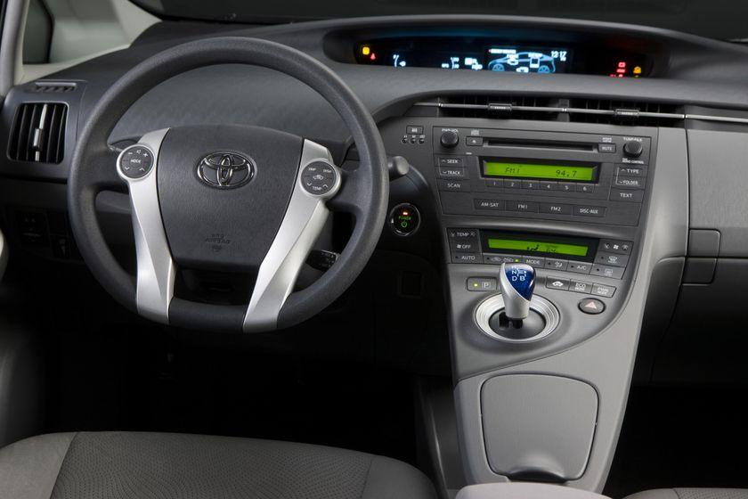 2011 Toyota Prius 56