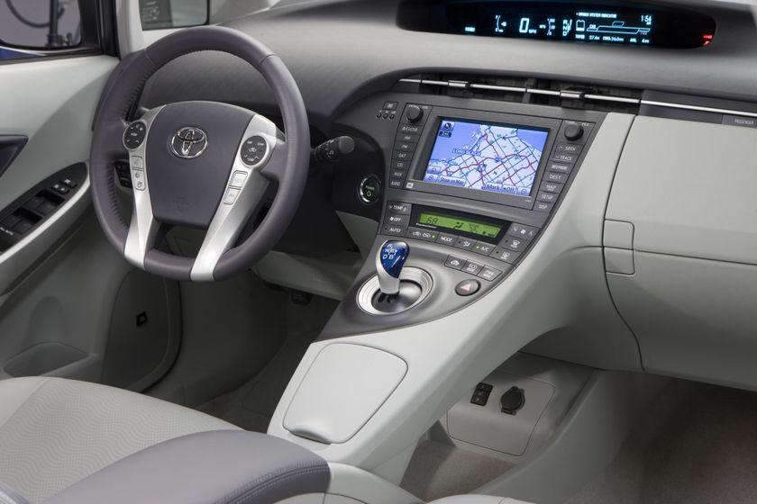 2011 Toyota Prius 52