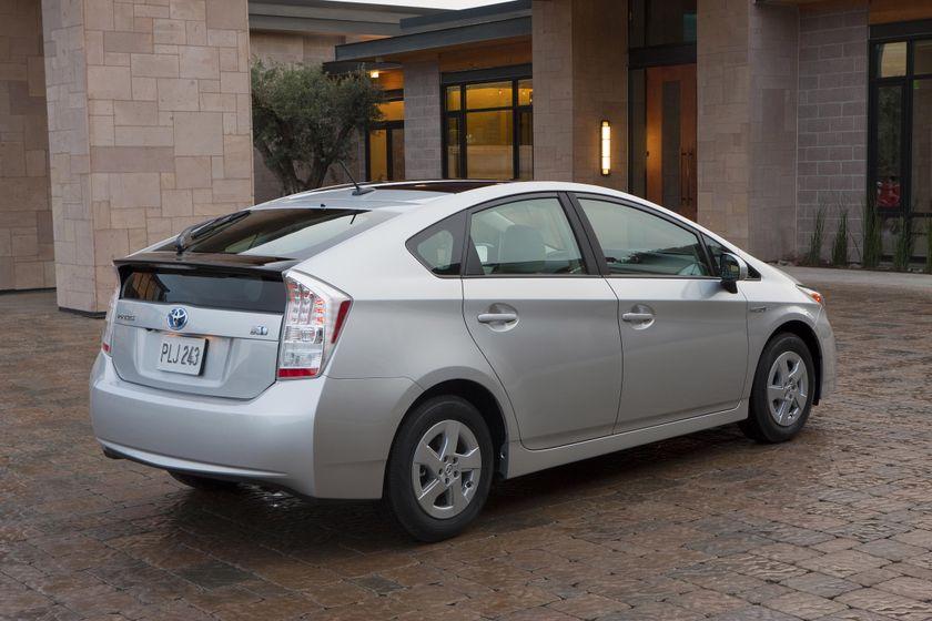 2011 Toyota Prius 22