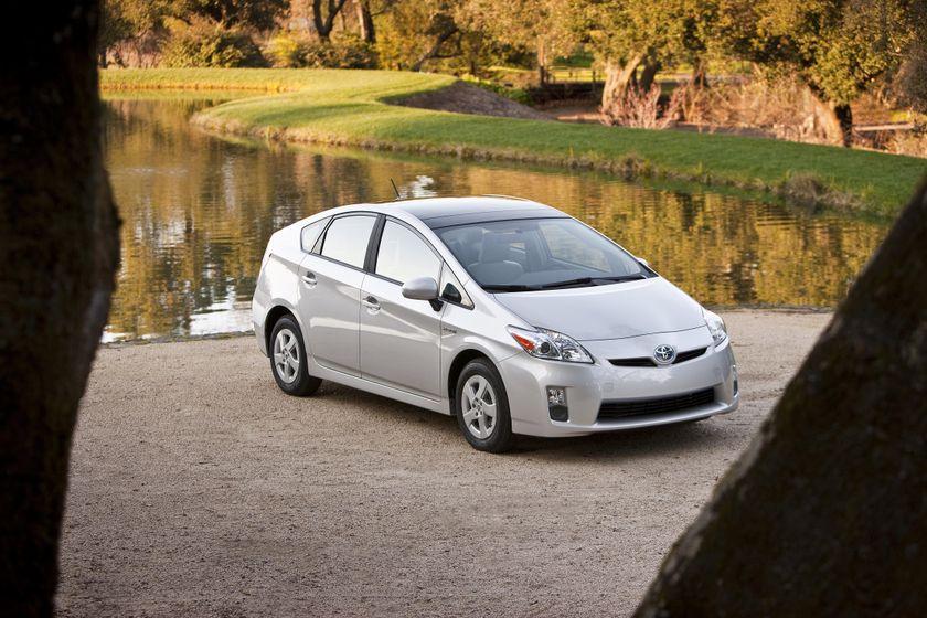 2011 Toyota Prius 21