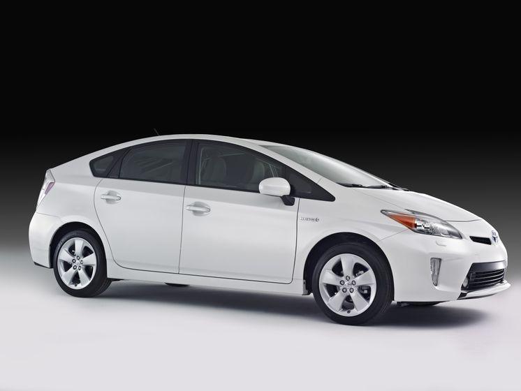 2012 Toyota Prius 07