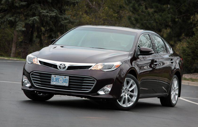 Toyota Avalon 8519