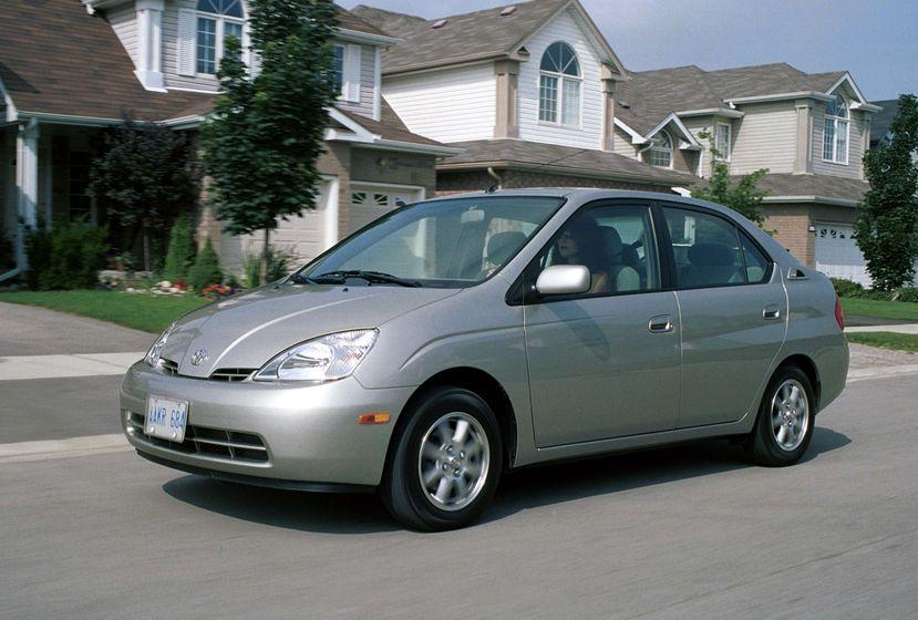 1st Generation Prius-3