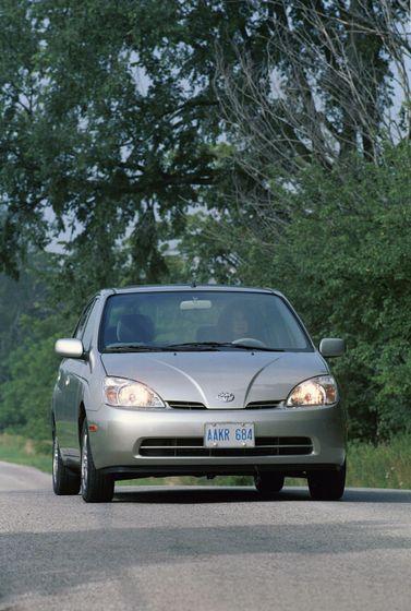 1st Generation Prius-2