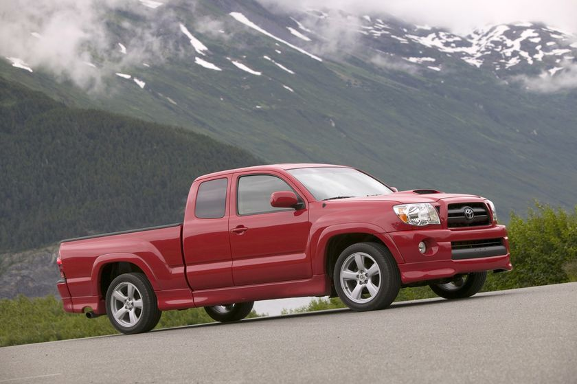 toyota adds the x runner to the 2014 tacoma compact pick. Black Bedroom Furniture Sets. Home Design Ideas
