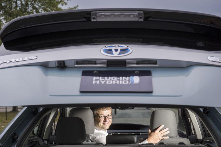 2012 Prius Plug-In Hybrid 9