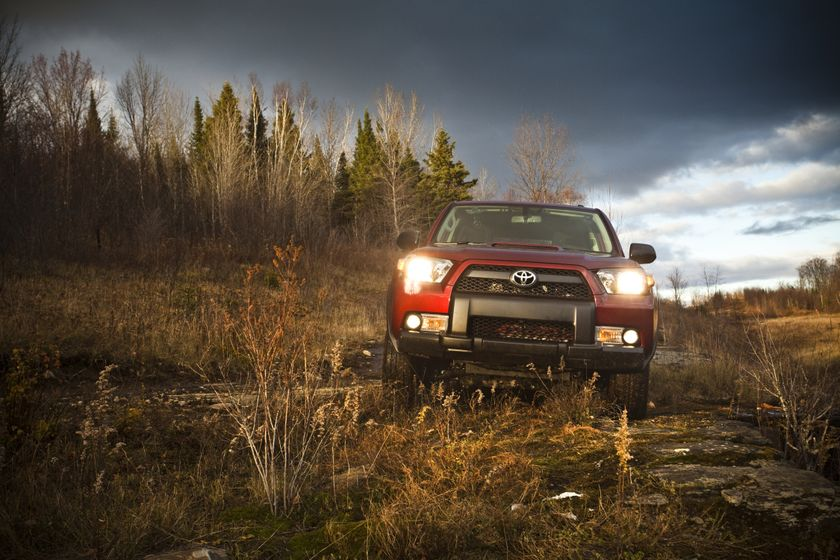 2010 Toyota 4Runner Trail 24