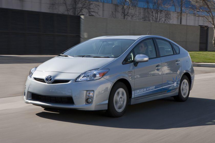 2010 Toyota Prius PHEV 09